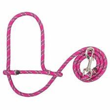 Weaver Poly Rope Relective Sheep Halter With Snap