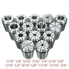 Er32 Collet Set 14pcs 116 34 For Cnc Milling Lathe Tool Engraving Machine