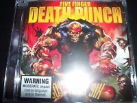 FIVE FINGER DEATH PUNCH Got Your Six (Australia) Bonus Tracks CD - NEW