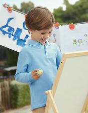 Magliette e maglie di polo per bambini dai 2 ai 16 anni