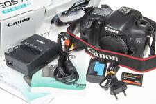 Canon EOS 7D DSLR +box +4Gb CF card, A/V cable | 15,8k expos | good condition