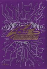 (100) YU-GI-OH Card Deck Protectors 5Ds Duelist Card Sleeves Purple