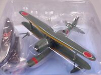 Mitsubishi Zero Observation 1/87 Scale War Aircraft Japan Diecast Display vol 17