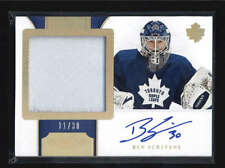 BEN SCRIVENS 2012/13 12/13 PANINI DOMINION JUMBO USED PATCH AUTO #11/30 AB6056