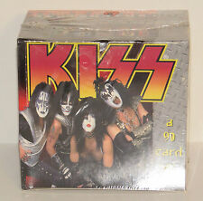 KISS CORNERSTONE SERIES II 36 PACK BOX FACTORY SEALED