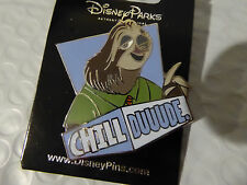 Disney Trading Pins 119862 Chill Duuude - Zootopia - Flash the Sloth