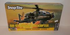 Revell SnapTite 1:72 AH-64 Apache Helicopter #85-1183 NIB