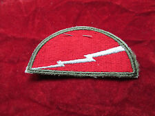 78th Infantry Division patch w/ original store tag  Premium Quality Lightinng