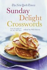 Sunday Delight Crosswords by New York Times Staff (2008, Paperback)