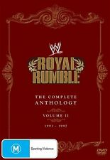 WWE - Royal Rumble - The Complete Anthology : Vol 2 (DVD, 2012, 5-Disc Set)