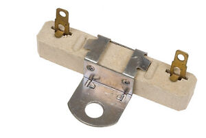 8NE10306 Resistor Ford Tractor 8N 2N 9N NAA 601 801 2000 4000 w/12 V. Alternator