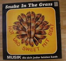 SNAKE IN THE GRASS Hot und Sweet mit Beat LP/GER
