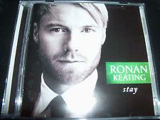 Ronan Keating Stay (Christmas) CD - Like New