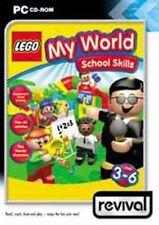 LEGO My World School Skills PC CD ROM