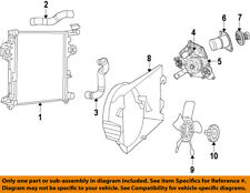CHRYSLER OEM-Engine Coolant Thermostat 52028898AI