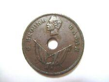 Sarawak (Malaysia) Charles J Brooke Rajah 1897 1 Cent