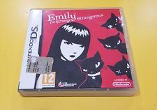 Emily The Strange Strangerous GIOCO NINTENDO DS