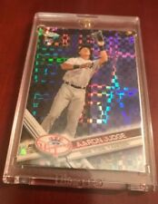 Aaron Judge 2017 Topps Chrome Wal-Mart Mega Box XFRACTOR #169 RC SP ROY Yankees