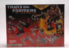 New TRANSFORMERS G1 SUPER WARRIOR COMPUTRON Christmas Gift