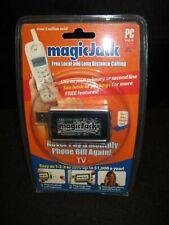 MagicJack / Magic Jack - Telephone System Factory Sealed As seen on TV - NIP