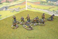 Warlord Games Bolt Action German Luftwaffe Field Division Squad Painted