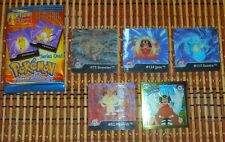 Pokemon 3D cards Vintage (1999)