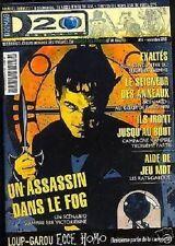 D20  MAGAZINE N°16 VAMPIRE SEIGNEURS DES ANNEAUX
