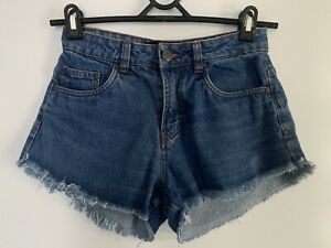 Factorie Denim Shorts - Size 6