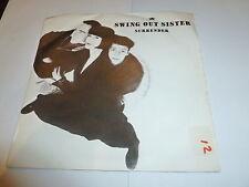 "SWING OUT SISTER - Surrender - 1987 UK 7"" Vinyl Single"