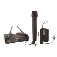 PROEL WM202KIT ricevitore + radio microfono gelato + archetto +trasmettitore UHF
