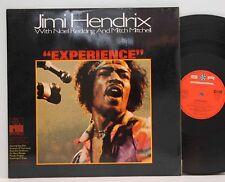 Jimi Hendrix  &  Noel Redding           Experience        Ariola         NM  # T