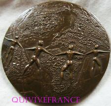 MED6332 - MEDAILLE CONFERENCE INTERNATIONALE ASSURANCES ETATS AFRICAINS 1982