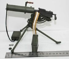 1:6 Water-cooled Machine Gun Model Maxim Weapon Toys F 12'' Action Figure