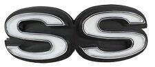 NEW Trim Parts SS Front Grille Emblem / FOR 1972 CHEVELLE MALIBU / 4770
