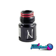 Ninja Paintball Tank Regulator Extender - Black *Free Shipping*