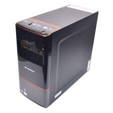 Lenovo H415 Desktop Computer AMD A8-3800 2.40GHz 4GB No HDD Radeon HD 6550D