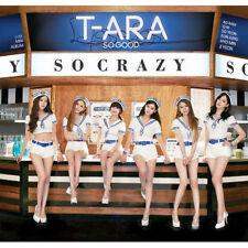 T-ARA - [SO GOOD] 11th Mini Album CD + Poster + Photobook Sealed K-POP TIARA