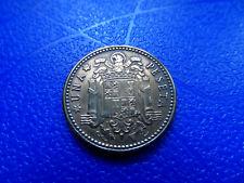 ESPAÑA - 1 peseta FRANCO 1953 estrella 54 - EBC - ESTADO ESPAÑOL (180)