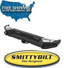 Smittybilt XRC GEN2 Rear Bumper w/ LED Lights for 07-18 Jeep Wrangler JK 76858