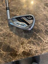 New listing Mavrik max 7 iron RH graphite shaft regular
