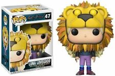 Funko pop cultura Harry Potter Luna Lara de León Head figura