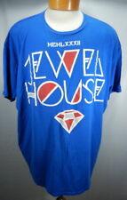 Mens 3XL Blue Jewel House MCMLXXXII Short Sleeve T-Shirt