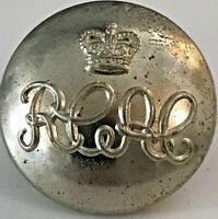 Royal Canadian Armoured Corps - 1952-1967 25.5 mm Queen Elizabeth's Crown  #4948