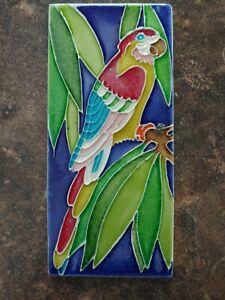 Italian Tile Parrot