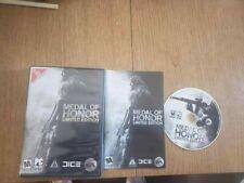 Medal of Honor (PC, 2010) W CD Key
