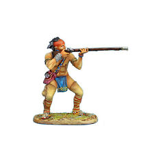 First Legion: AWI085 Woodland Indian Standing Firing Musket