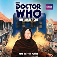 Doctor Who: The Massacre: A 1st Doctor Novelisation (BBC Physical Audio) by Luca