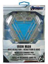Iron Man Arc Reactor Wireless Charge Pad Avengers Endgame Apple Samsung New