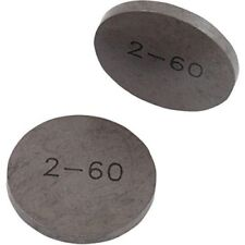 NEW 25mm Diameter Valve Shim Size 2.60mm - Honda - Yamaha - Triumph 2.60