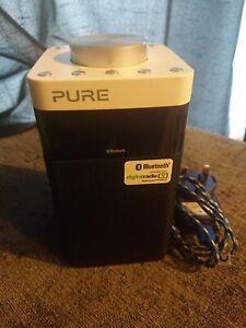Pure Pop Midi P440 Portable Digital DAB FM Radio with Alarm Very Good Condition